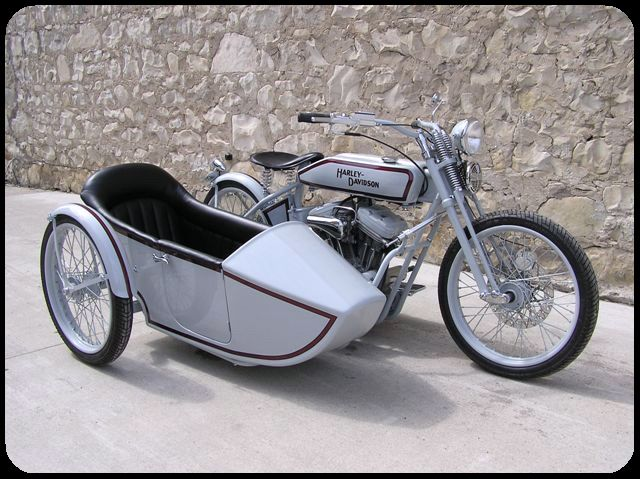 Side By Side For Sale >> Replica 1918 with Sidecar - McKay's Cycle Creations